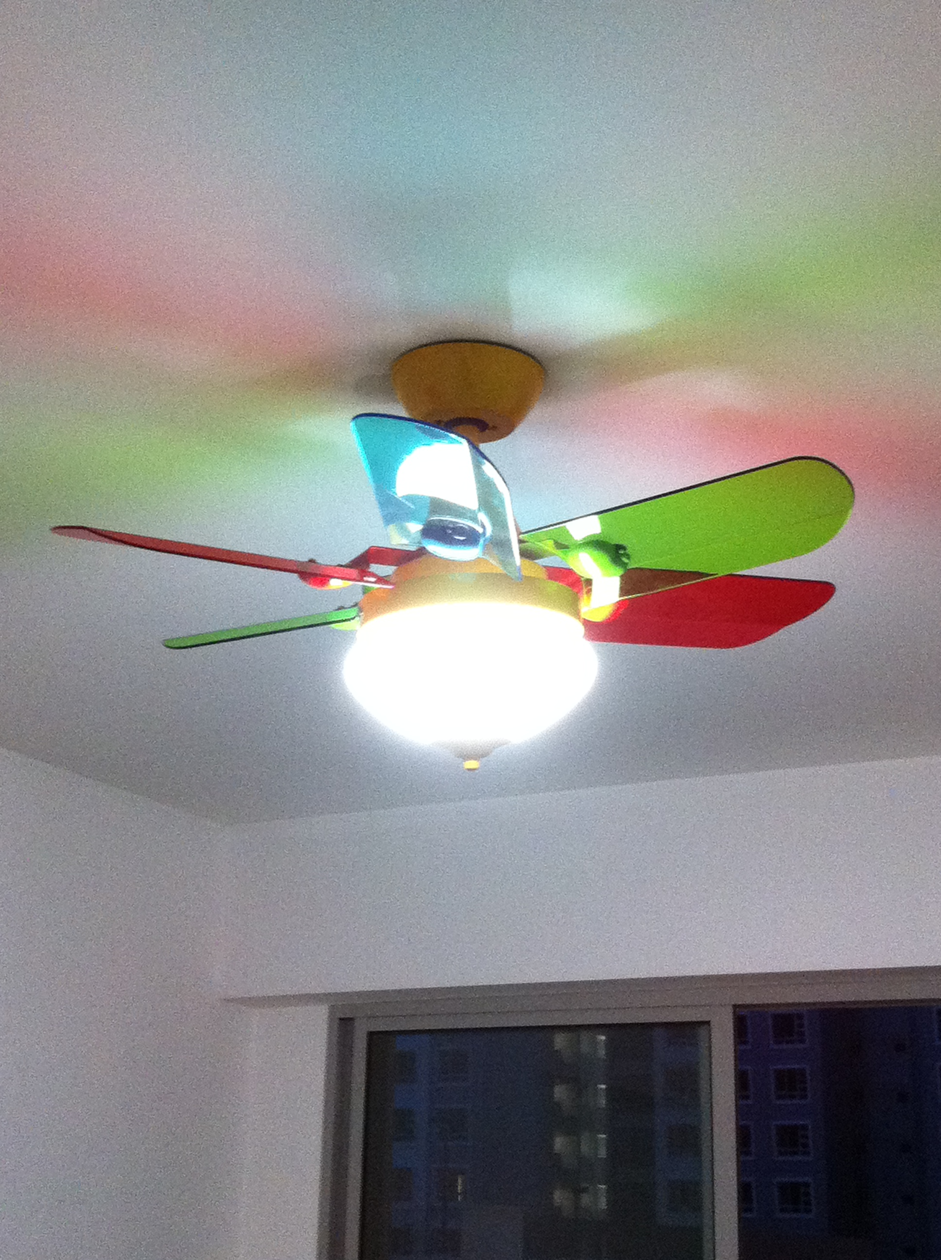 Comceiling Fans For Kids Rooms : Roundabout Ceiling Fan, Kids Room Ceiling Fans For Kids Room This Fan ...